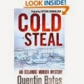 Crime-writer Quentin Bates guests