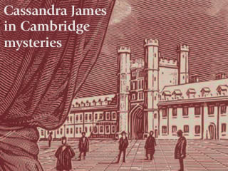 Cassandra James in Cambridge mysteries