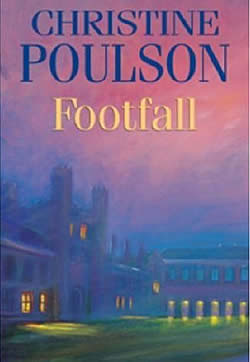 Footfall: A Cassandra James in Cambridge Mystery by Christine Poulson