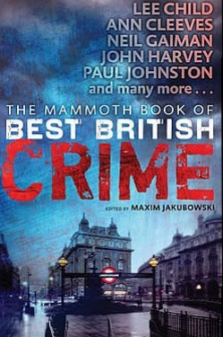The Mammoth Book of Best British Crime No 10