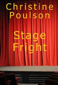 Ebook edition of Stage Fright by Christine Poulson