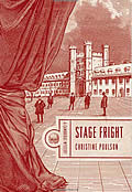 USA edition of Stage Fright by Christine Poulson