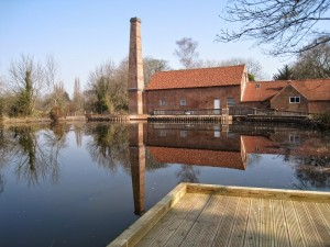 Sarehole Mill from dipping platform