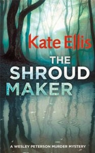 The Shroud Maker by Kate Ellis